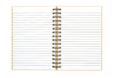 Blank Journal Background Revised 2 Royalty Free Stock Images