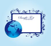 Blank label Royalty Free Stock Photography