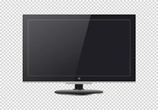 A blank LCD screen, plasma displays or TV to your design. A blank LCD screen, plasma displays or TV to your design Stock Photo