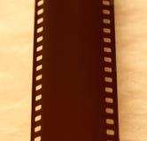Blank light sensitive film Royalty Free Stock Photos