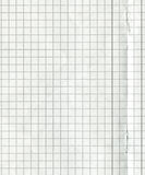 Blank math paper Stock Images