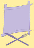 Blank menu Royalty Free Stock Image