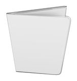 Blank Menu Restaurant Dining Service Food Options Copy Space Royalty Free Stock Photography
