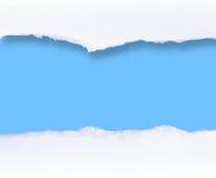 Blank message scroll. Copyspac design royalty free stock image