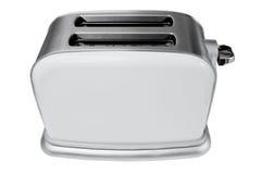 Blank metal toaster Stock Image