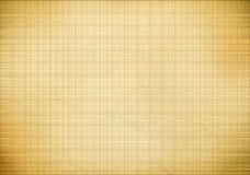 Blank millimeter old graph paper. Grid sheet background or textured stock photos