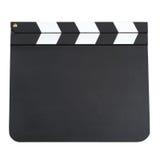 Blank movie board