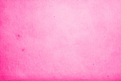 Blank mulberry papers pink color Stock Photo
