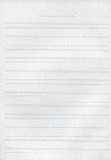 Blank music book note sheet Stock Photo