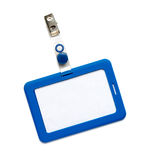 Blank Name Tag Stock Images