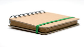 Blank note book Stock Photos