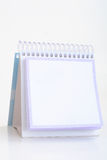 Blank note book Stock Images