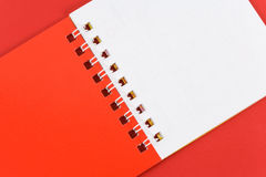 Blank Note Pad Royalty Free Stock Photo