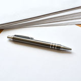 Blank note paper Royalty Free Stock Photography