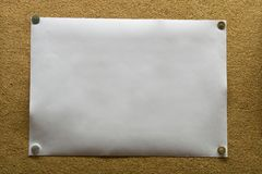 Blank Note / Post-It / To-do list Royalty Free Stock Photos