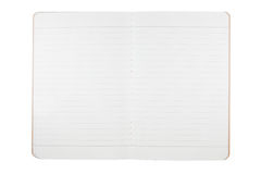 Blank Notebook From Recycle Paper Royalty Free Stock Photo