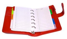 Blank notepad Royalty Free Stock Photos