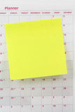 Blank notepaper Stock Images