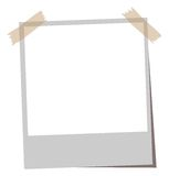 Blank notice board Royalty Free Stock Images