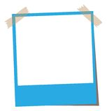 Blank notice board Royalty Free Stock Photo