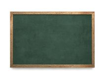 Blank old blackboard Royalty Free Stock Photos