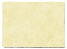 Blank Old Paper Texture. Retro Backgrounds Royalty Free Stock Images