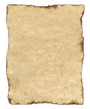 Blank Old Parchment Paper