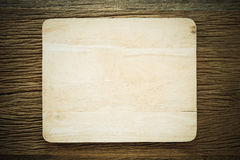 Blank old wood, retro or vintage background. Royalty Free Stock Photo