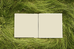 Blank Opened book Royalty Free Stock Photography
