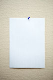 Blank page Royalty Free Stock Images
