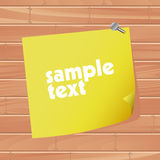 Blank Paper Royalty Free Stock Image