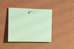 Blank paper Royalty Free Stock Photos