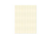 Blank paper 3. Isolated blank sheet of paper on a white background Royalty Free Stock Photos