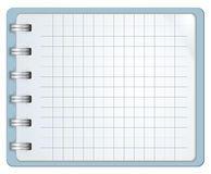 Blank Paper Notebook Royalty Free Stock Images