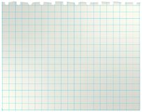 Blank paper sheet. Royalty Free Stock Images