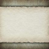 Blank paper sheet on grunge background Royalty Free Stock Photo