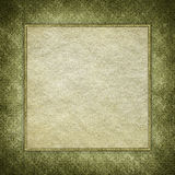 Blank paper sheet on grunge background Royalty Free Stock Photography
