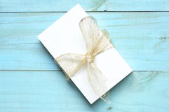 Blank papers to write letters Royalty Free Stock Photo