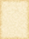 Blank parchment paper Stock Images
