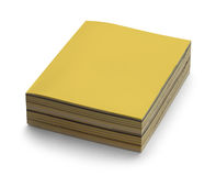 Blank Phone Book royalty free stock photography