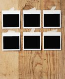 Blank photo Royalty Free Stock Photos