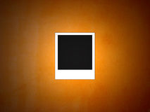 Blank photo Royalty Free Stock Image