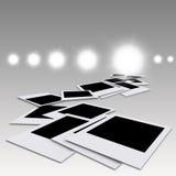 Blank photo Stock Image
