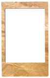 Blank photo frame Stock Images