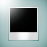 Blank photo frame Royalty Free Stock Image