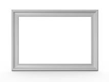 Blank Photo Frame Royalty Free Stock Photo