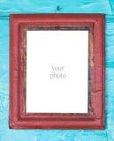 Photo frame Stock Image