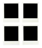Blank photo frames Stock Image