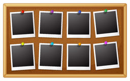 Blank Photo Frames Royalty Free Stock Image