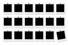 Blank Photo Frames Stock Photo